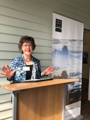 Kate Donelan, President U3A Port Fairy