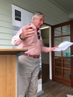 John Walker, MC and Curriculum Director