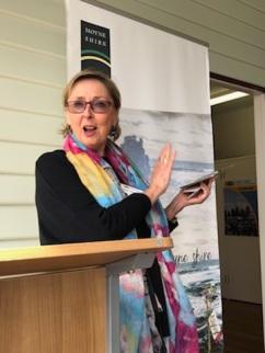 Maureen Joyce, Course Presenter