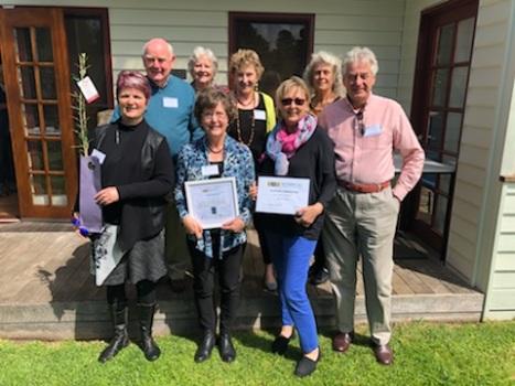 U3A Port Fairy Committee Members 2019