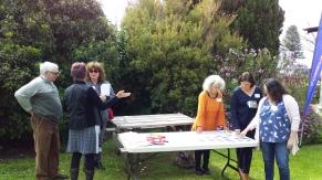 Registration in the PFCH garden